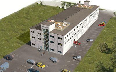 Hemsida till Privo Invest