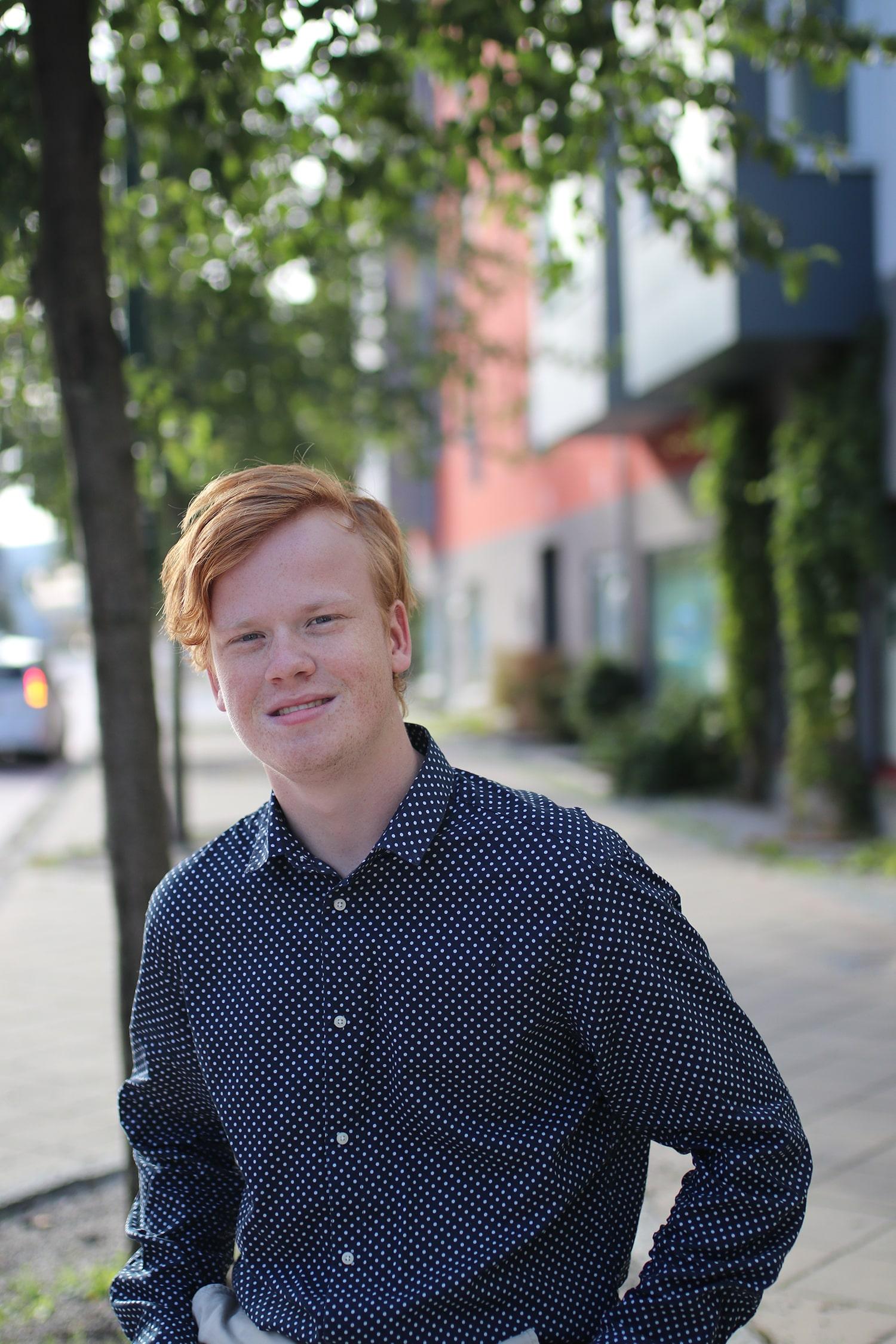 Gustav Adaktusson